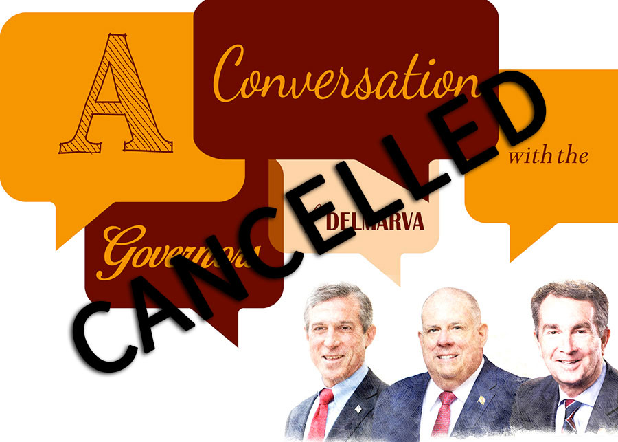 A conversation with the Governors od Delmarva